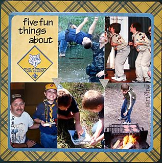 5 Fun Things About Cub Scouts