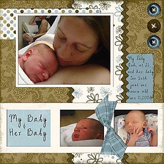 My Baby & Her Baby