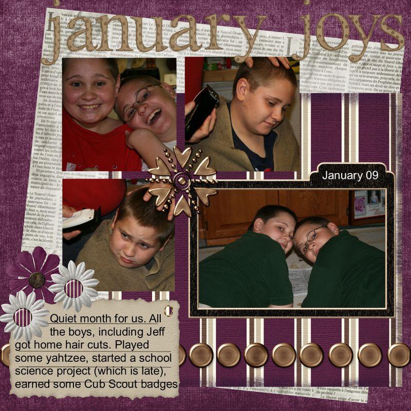 January Joys