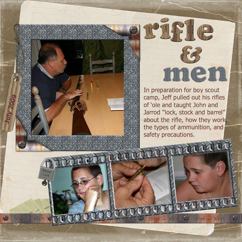 Rifle Men
