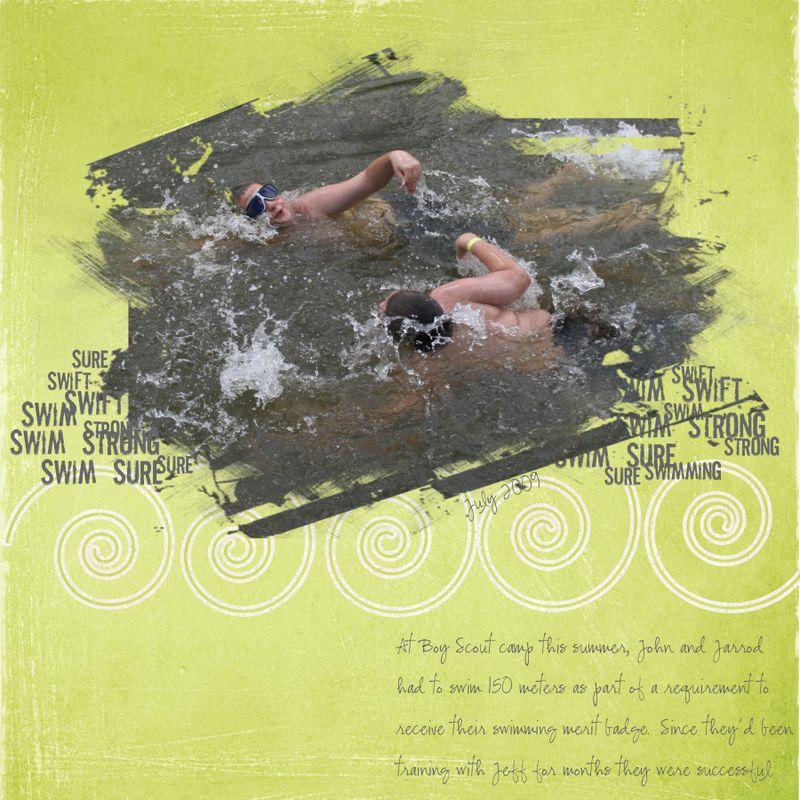 BSA Swim