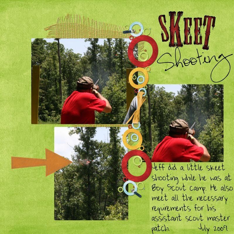 BSA Skeet Shooting