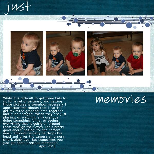 Just-Memories