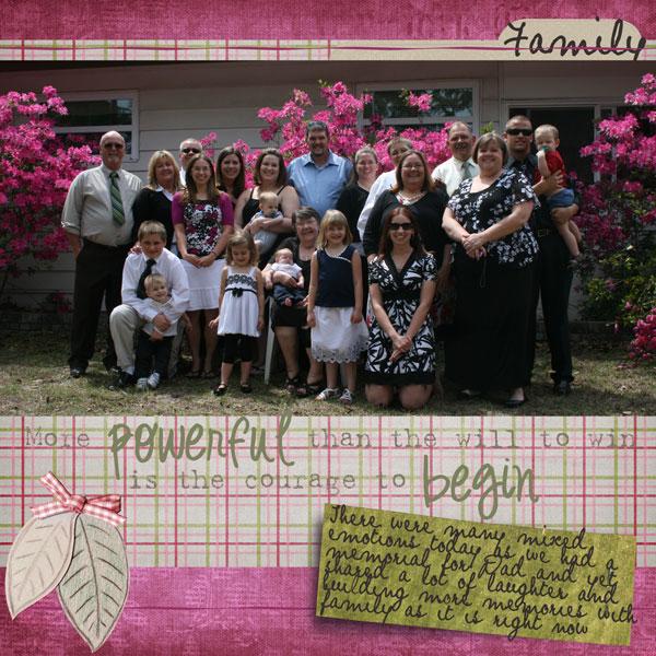 Family-April