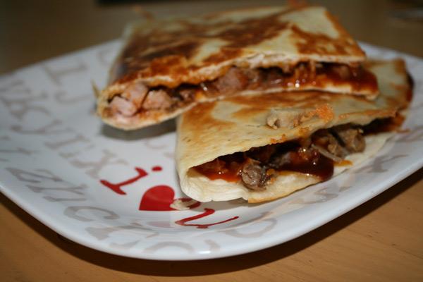 Shredded-Pork-Quesadillas