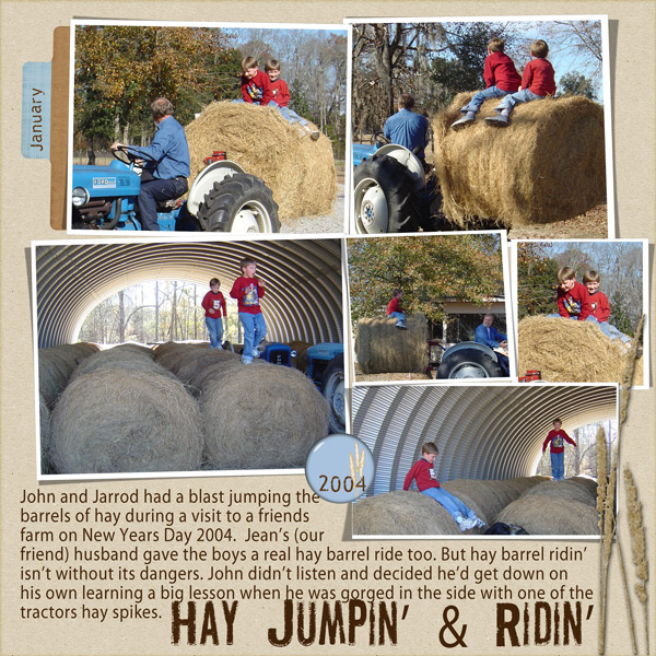 Hay-Jumpin-&-Ridin