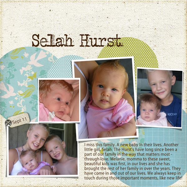 Selah-Hurst