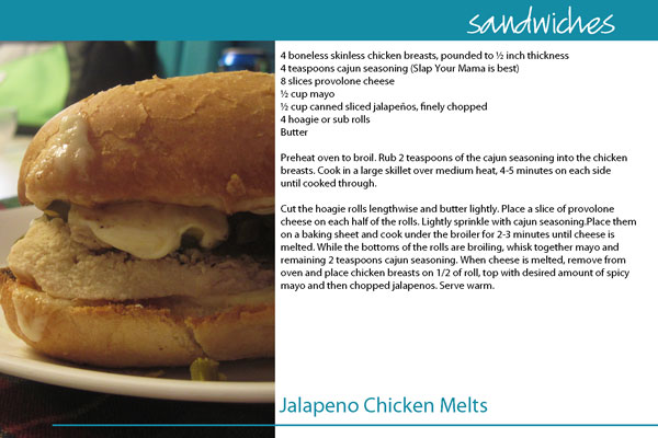 Jalapeno-Chicken-Melts