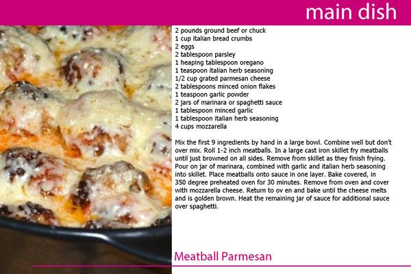 Meatball-Parmesan