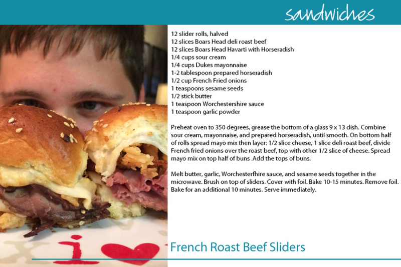 French-Roast-Beef-Sliders