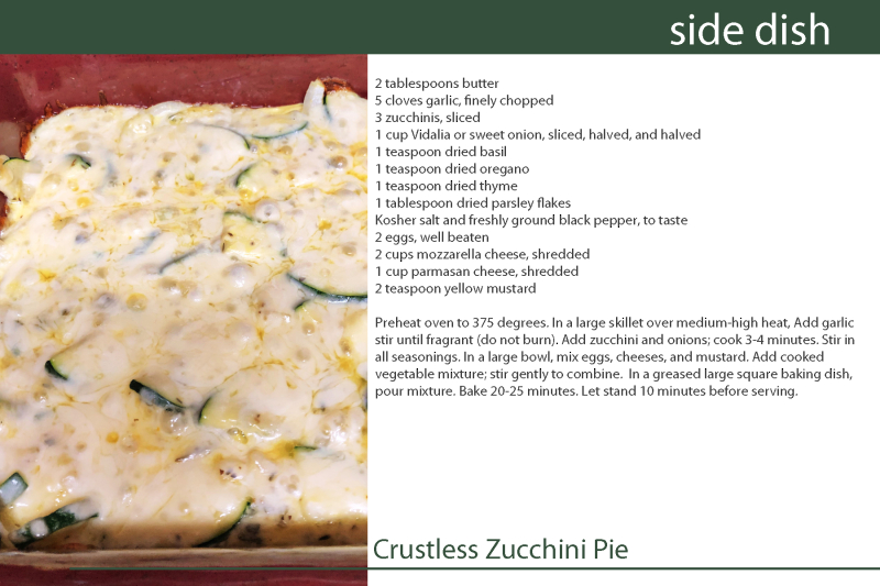 Crustless Zucchini Pie copy