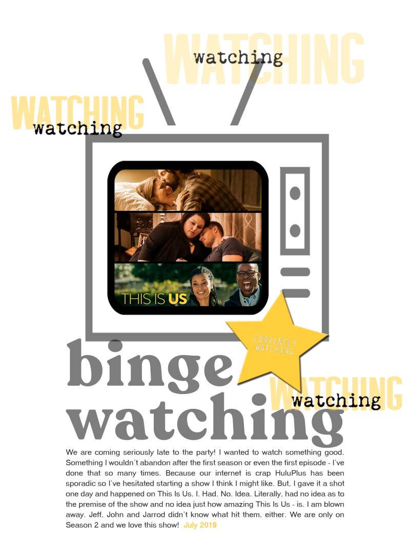 Binge Watching copy