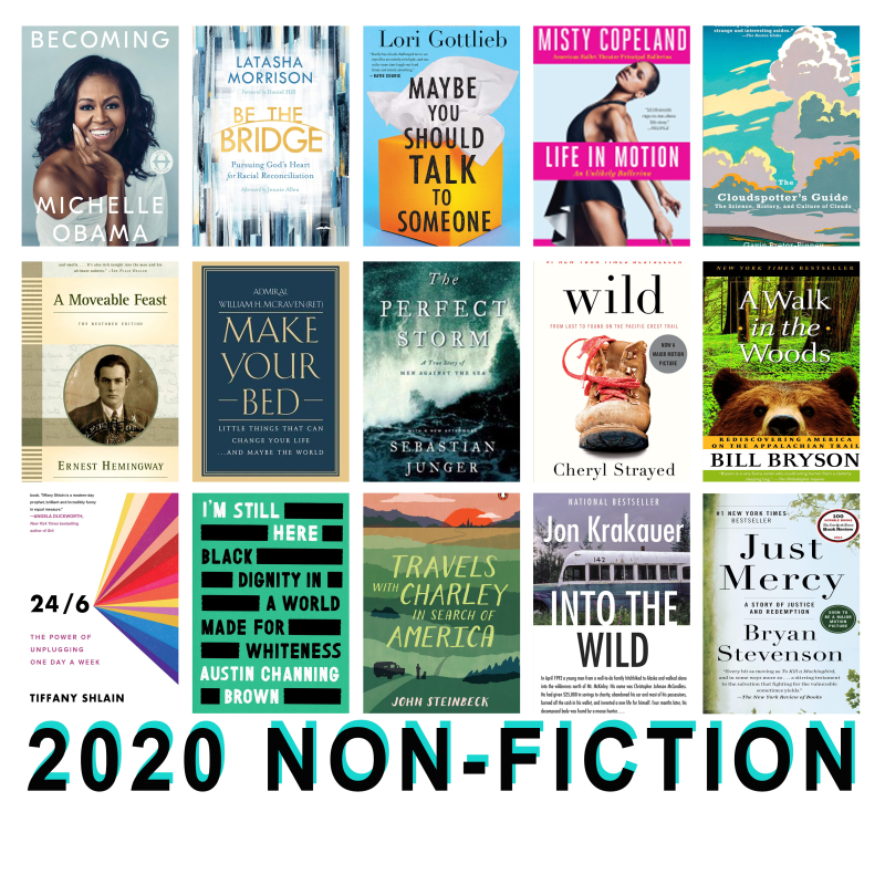 2020 NON FICTION