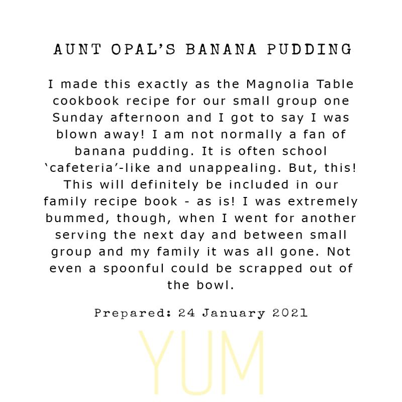 Magnolia Table 4