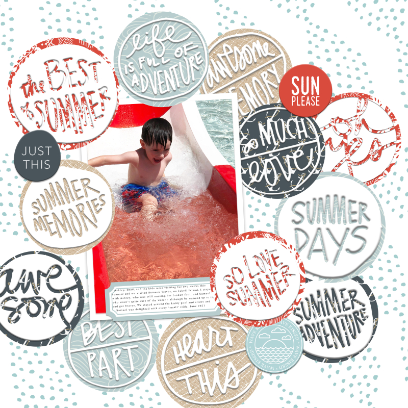 Seasons Swimming