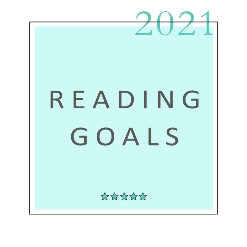 2021 READING GOALS
