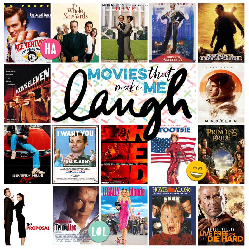 Movies that Make Me Laugh 1